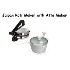 Jaipan Roti Maker with Atta Maker