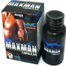 Maxman II Penis Enlargement Pills