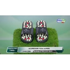 Acupressure Yoga Slippers (Code:5380)